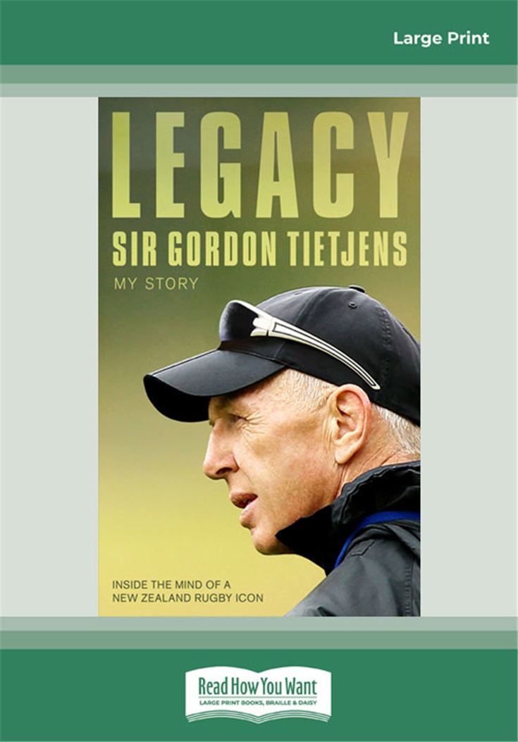 Legacy: Sir Gordon Tietjens