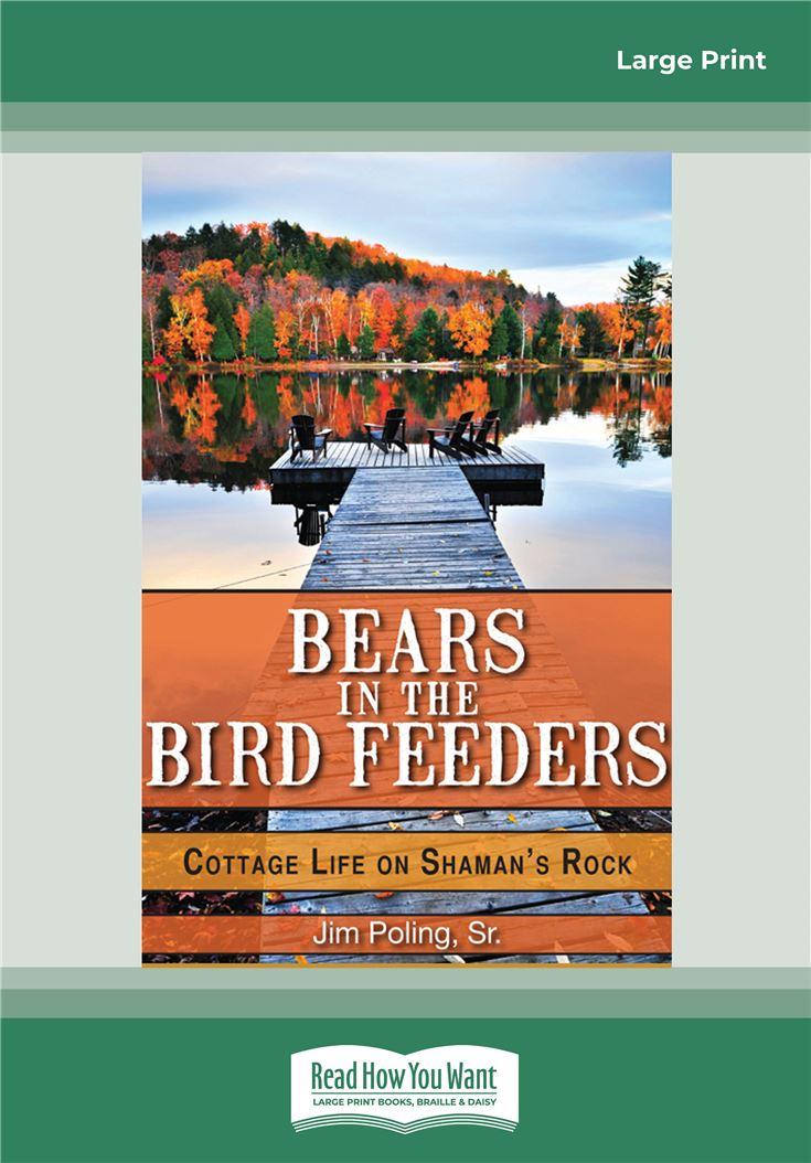 Bears in the Bird Feeders