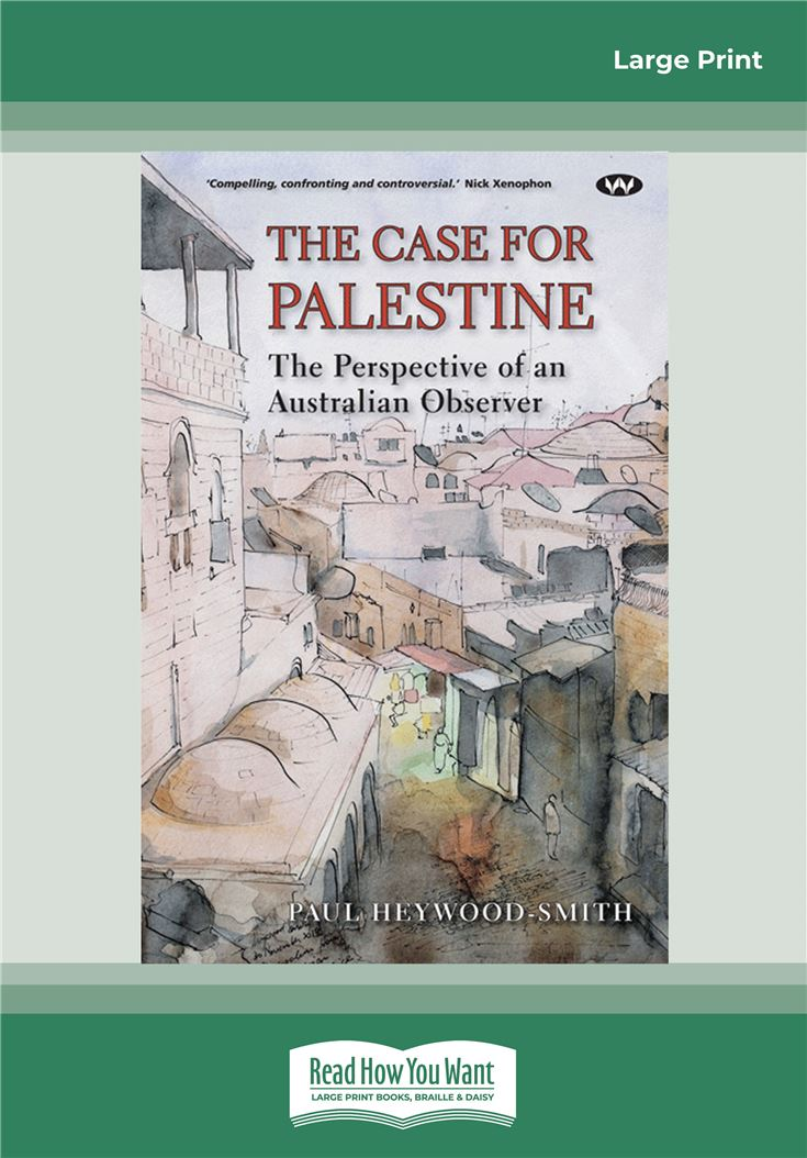 The Case for Palestine