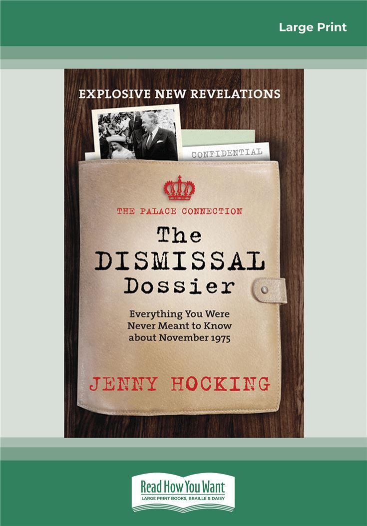 Dismissal Dossier updated