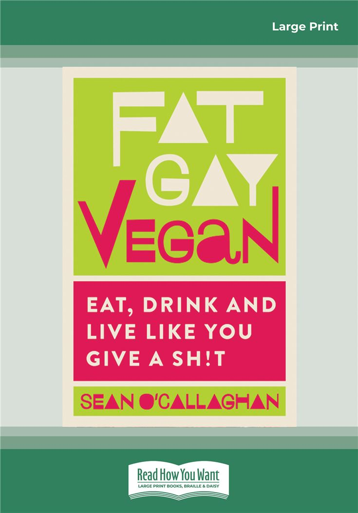 Fat Gay Vegan