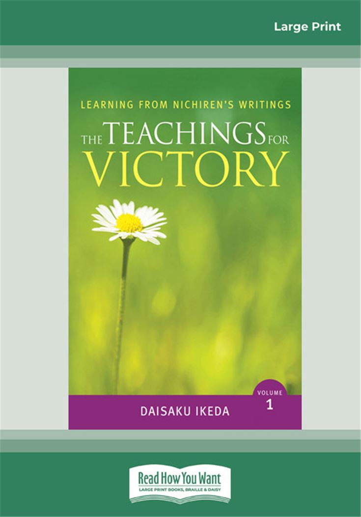 The Teachings for Victory, vol. 1