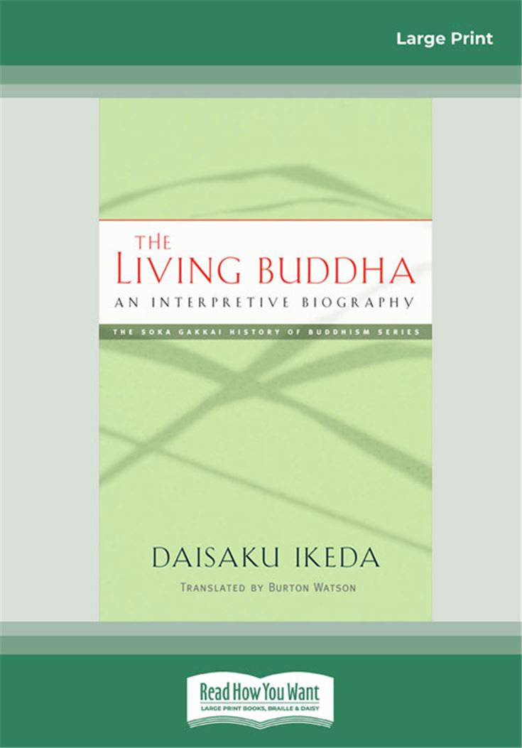 The Living Buddha