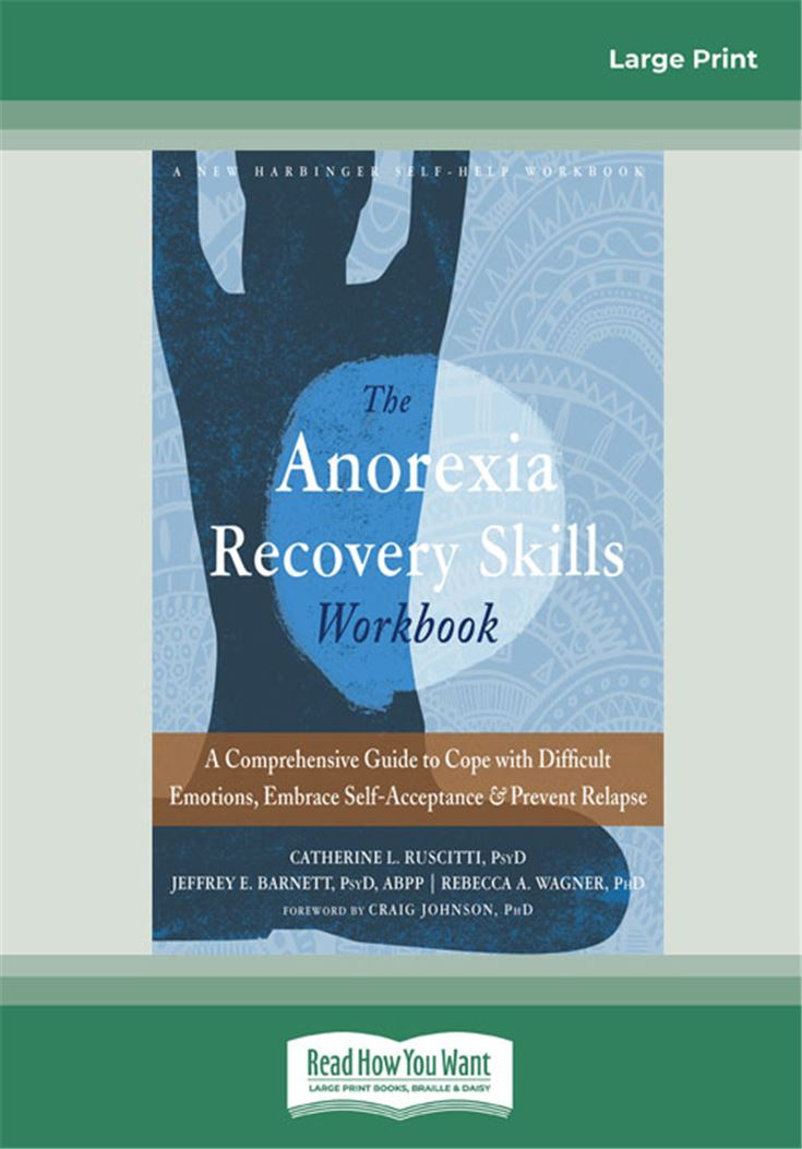 Anorexia Recovery Skills Workbook