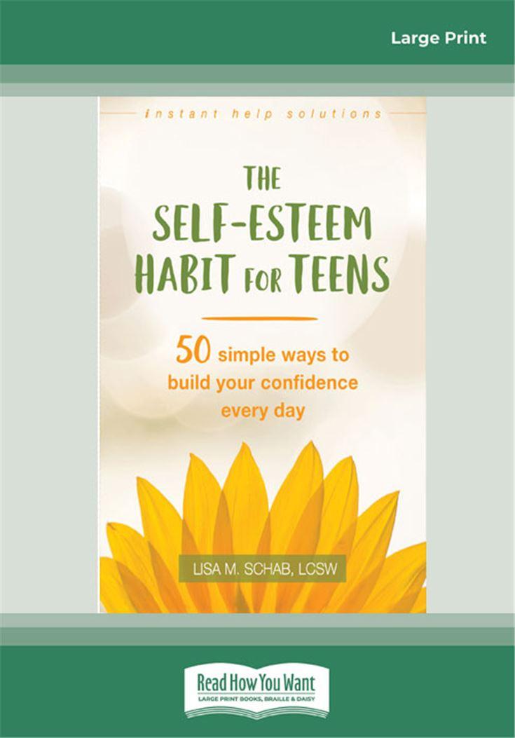 Self-Esteem Habit for Teens