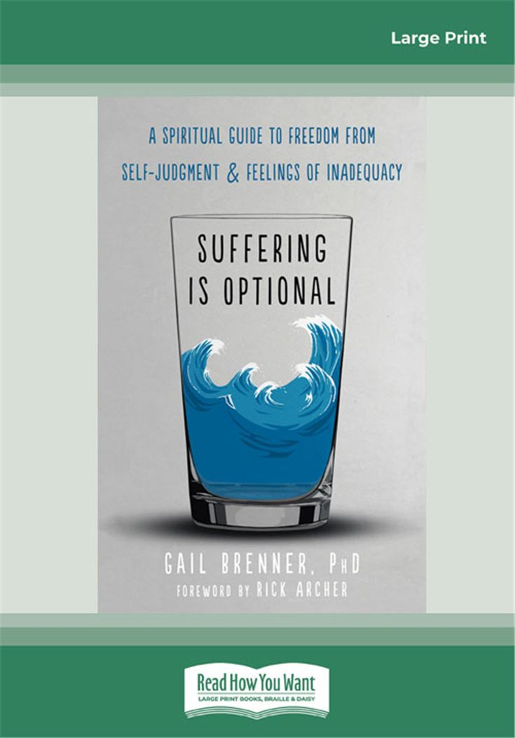 Suffering Is Optional