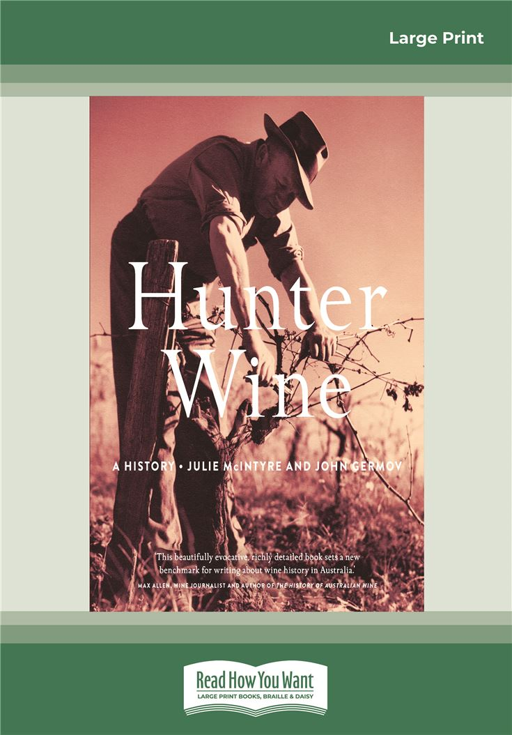 Hunter Wine