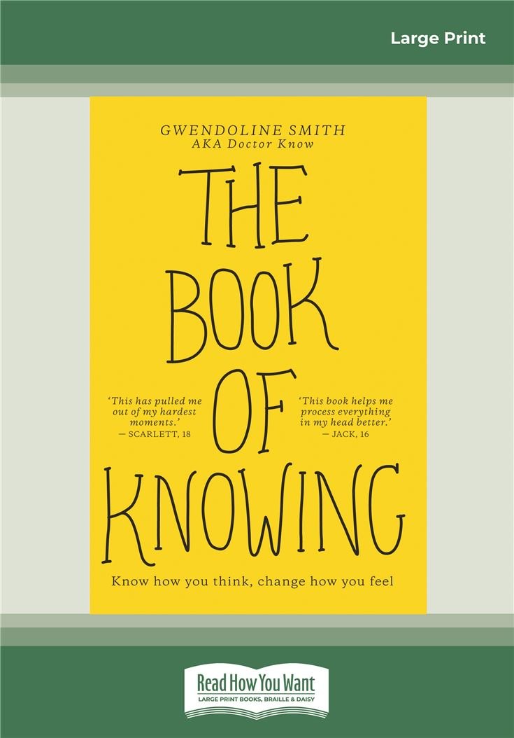 The Book of Knowing