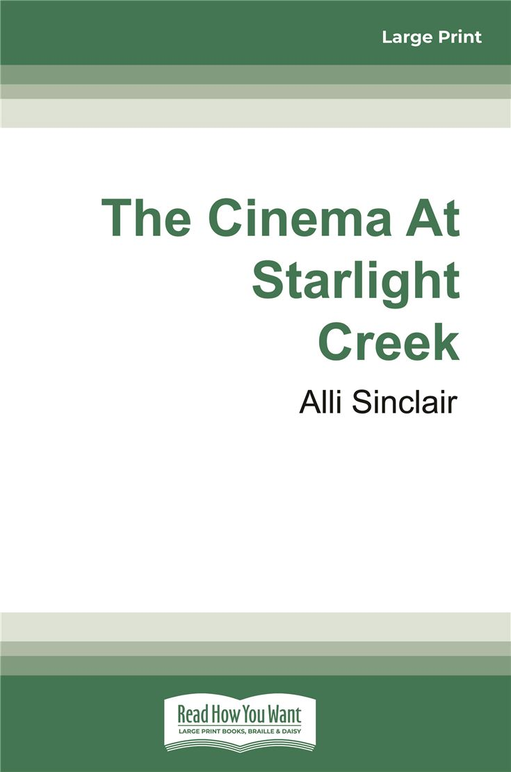 Cinema At Starlight Creek