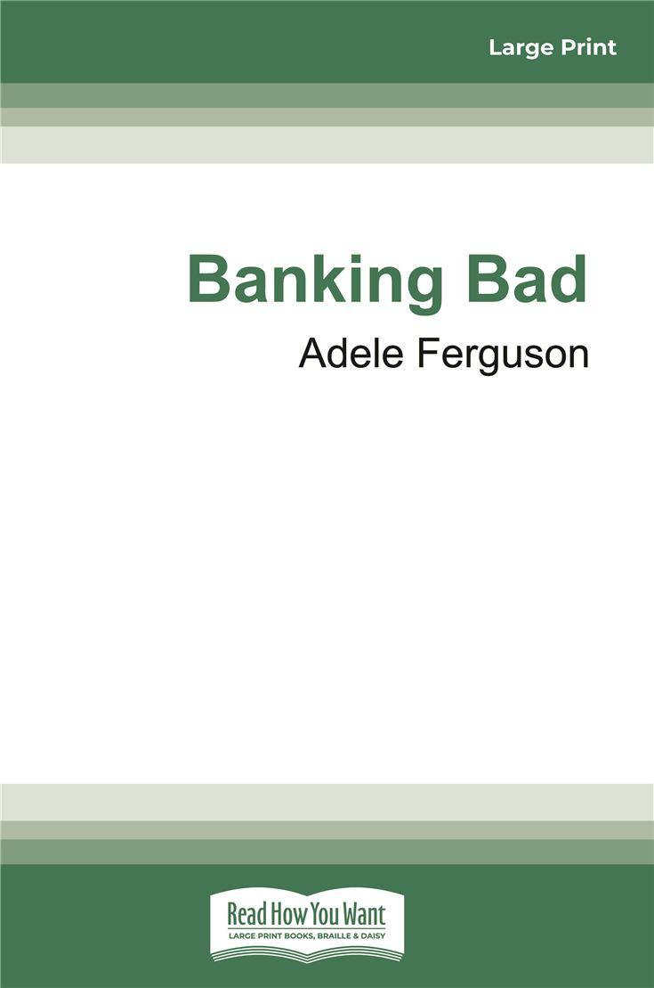 Banking Bad