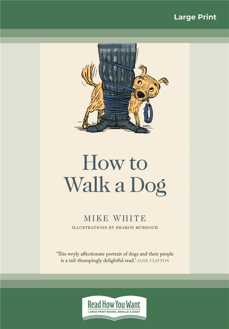 How to Walk a Dog