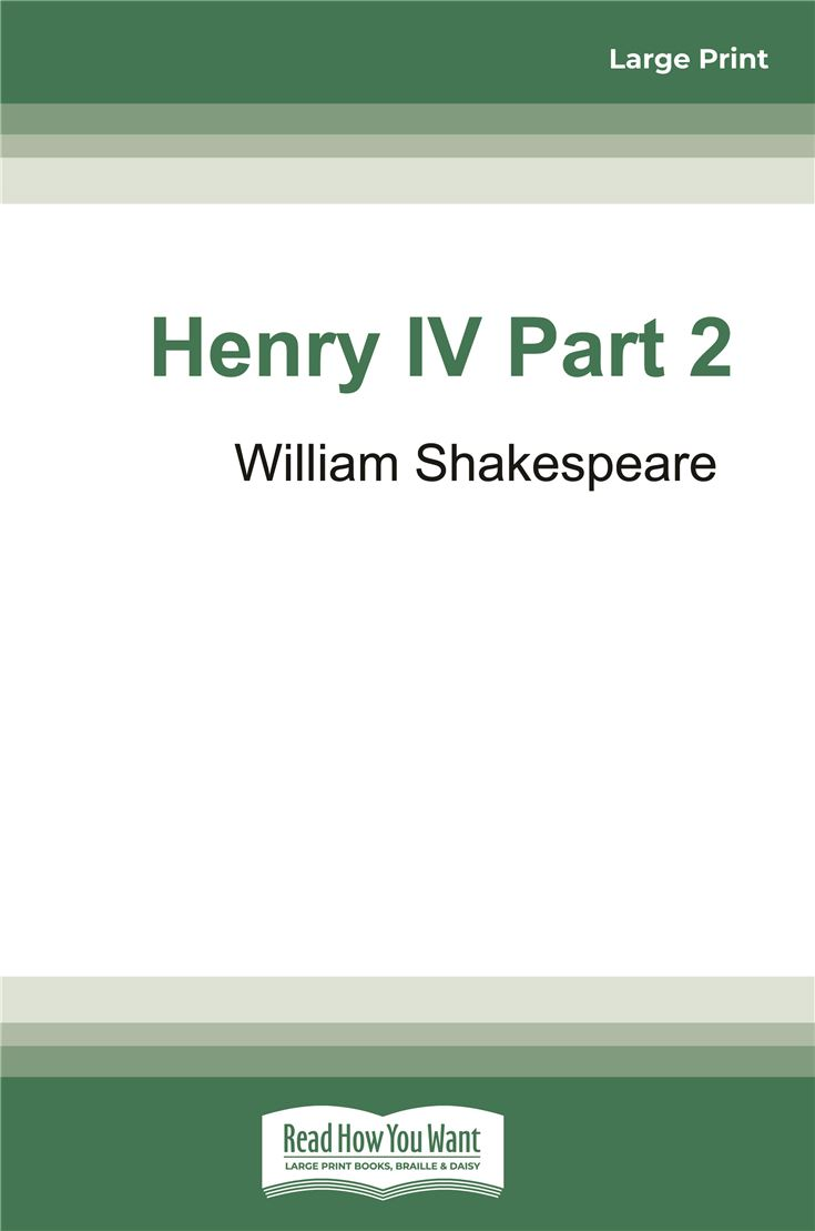 Henry IV Part 2