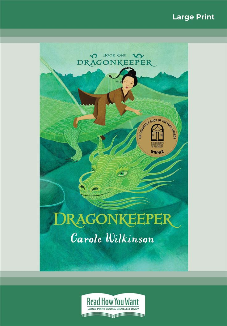 Dragonkeeper 1: Dragonkeeper