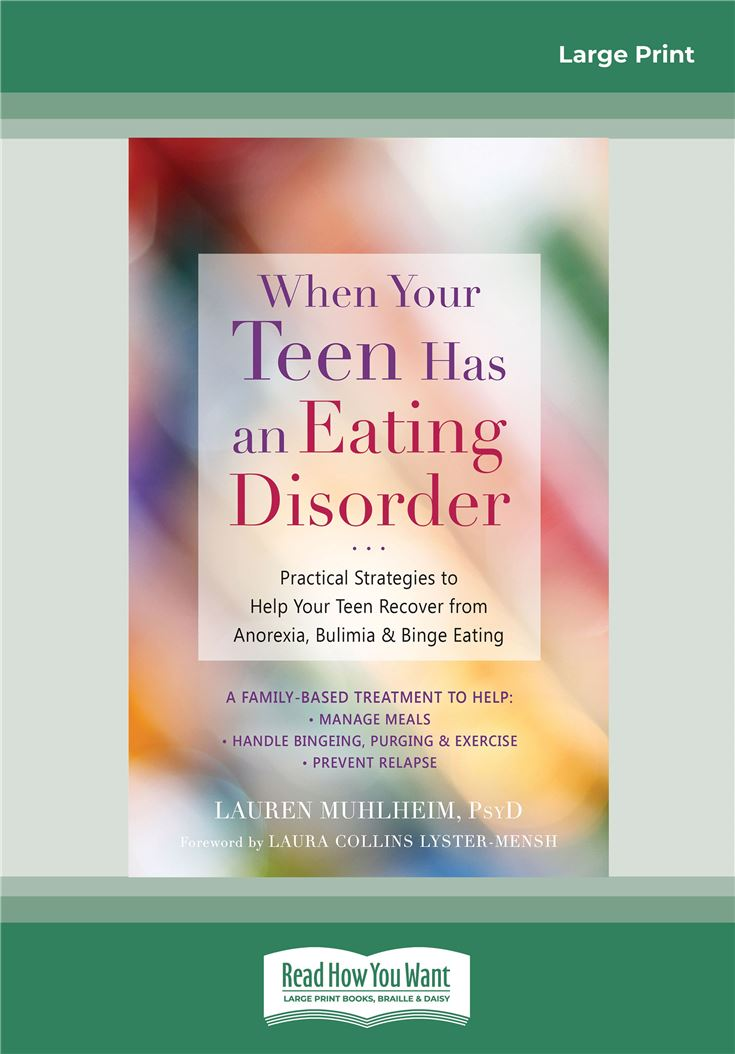 When Your Teen Has an Eating Disorder