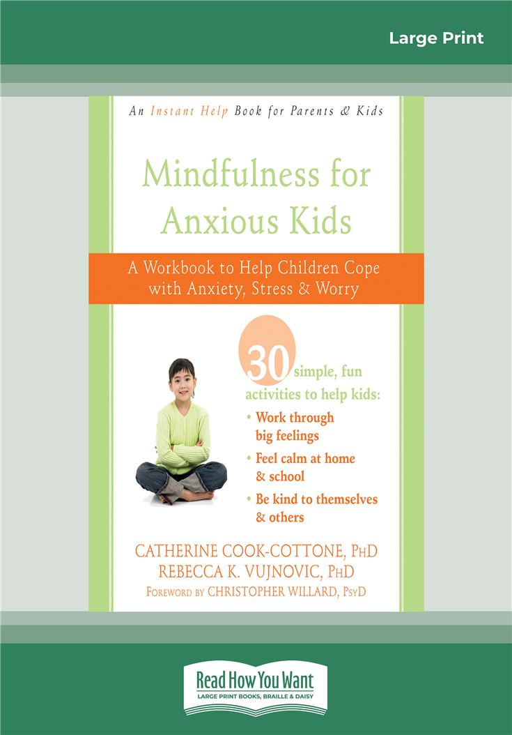 Mindfulness for Anxious Kids