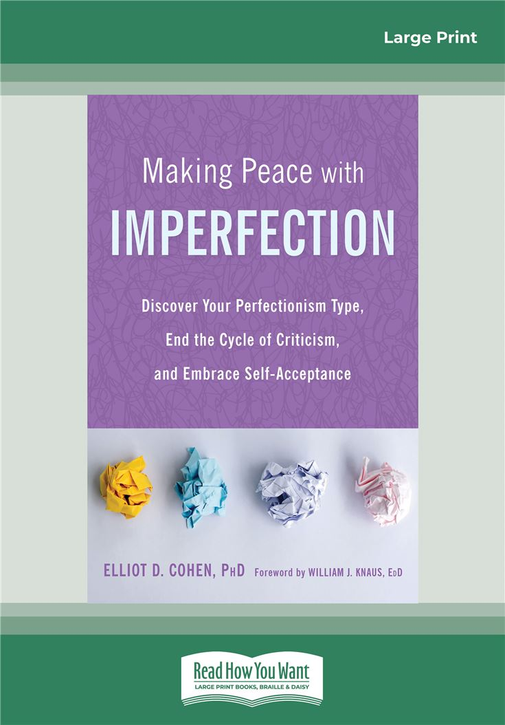 Making Peace with Imperfection