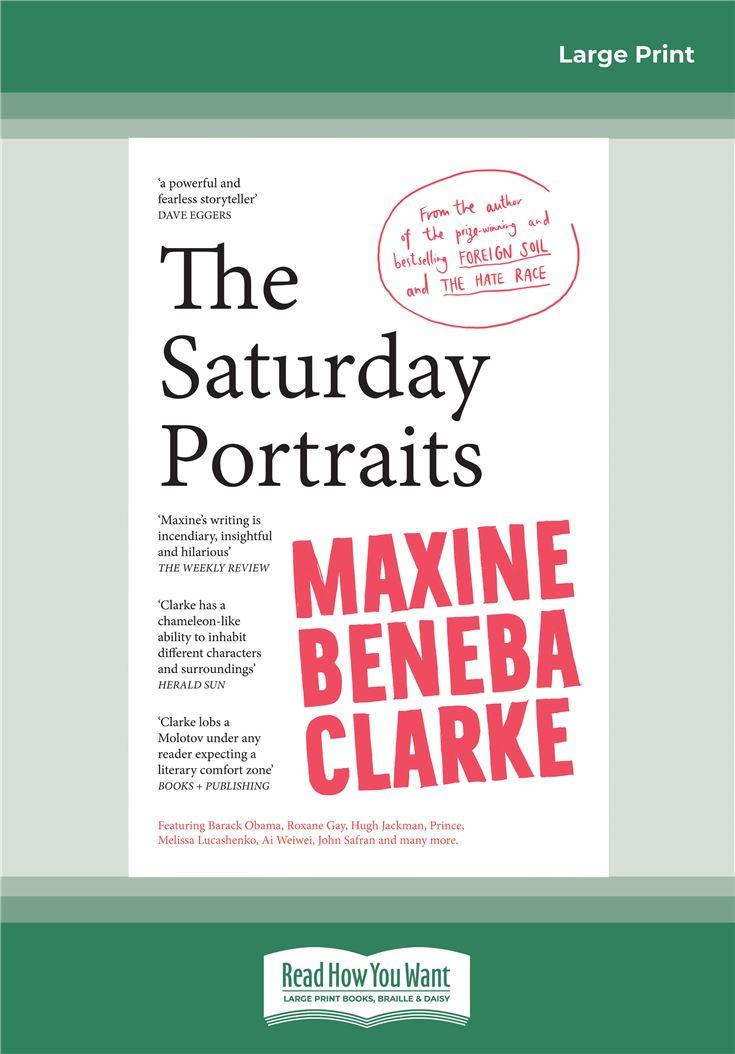 The Saturday Portraits