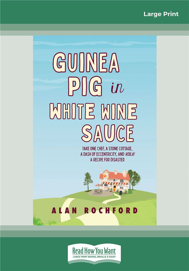 Guinea Pig in White Wine Sauce