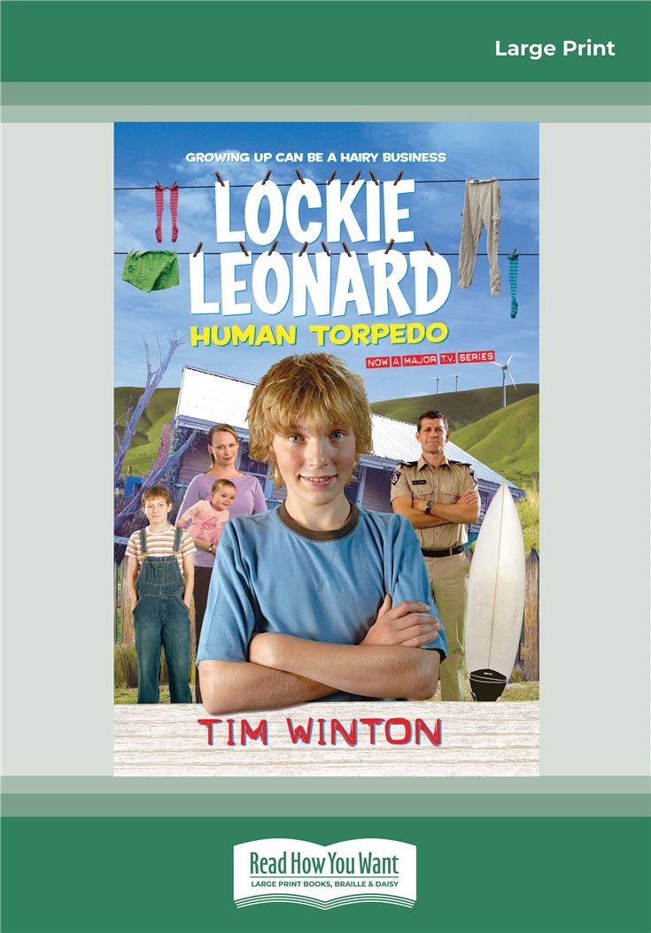 Lockie Leonard - Human Torpedo