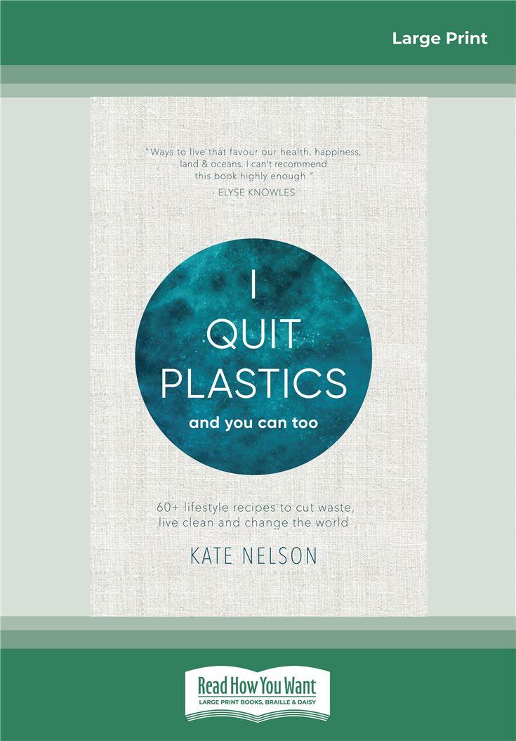 I Quit Plastics