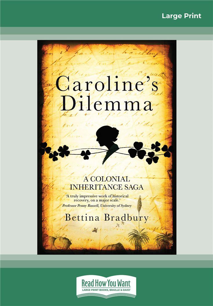 Caroline's Dilemma