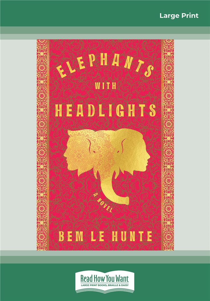 Elephants with Headlights