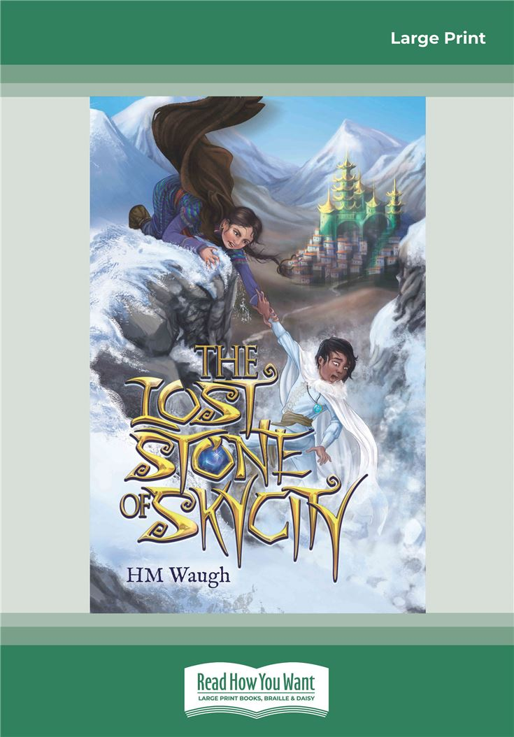 Lost Stone of Sky City
