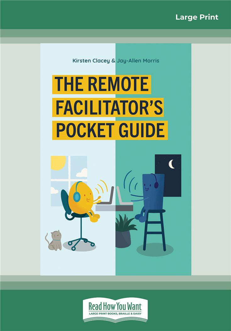 The Remote Facilitator's Pocket Guide