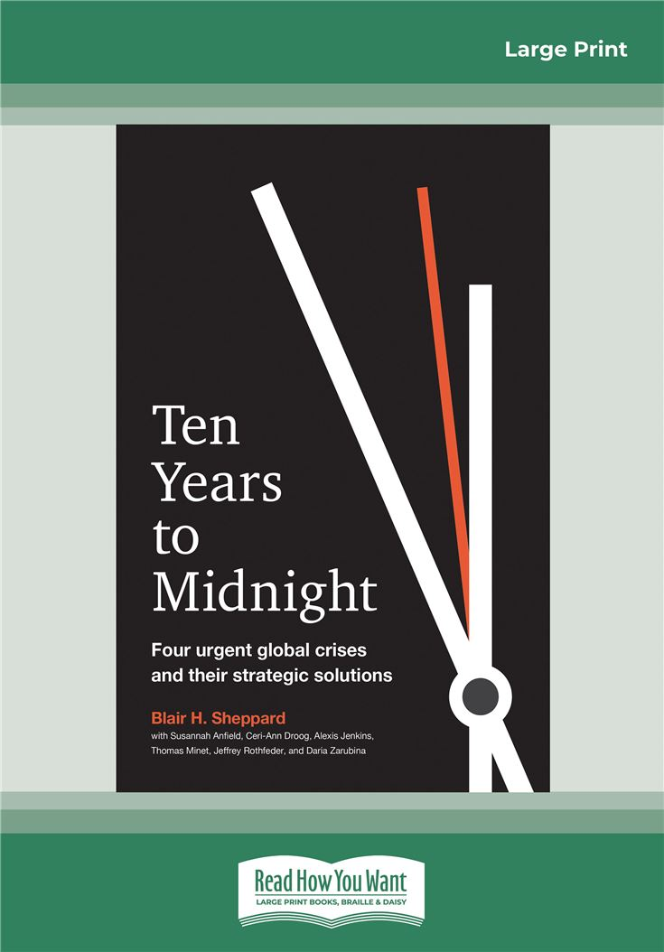 Ten Years to Midnight
