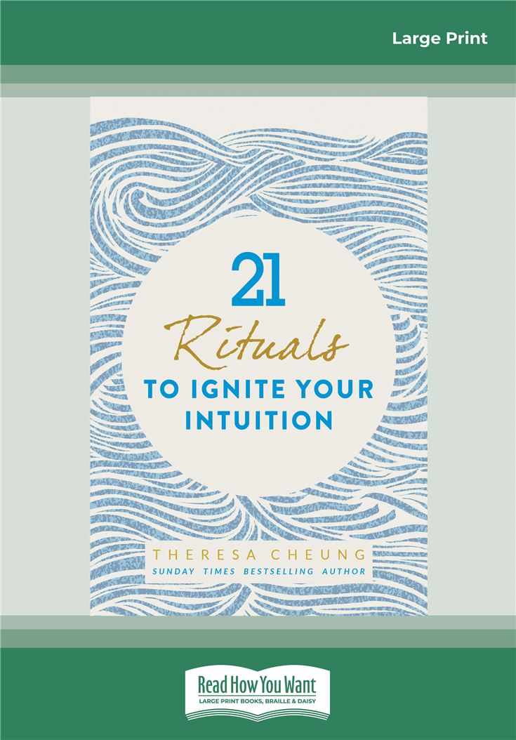 21 Rituals To Change Your Intuition