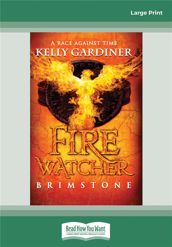 Fire watcher #1: Brimstone