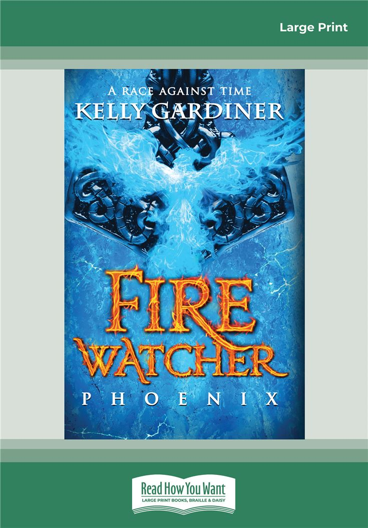 Fire Watcher #2: Phoenix