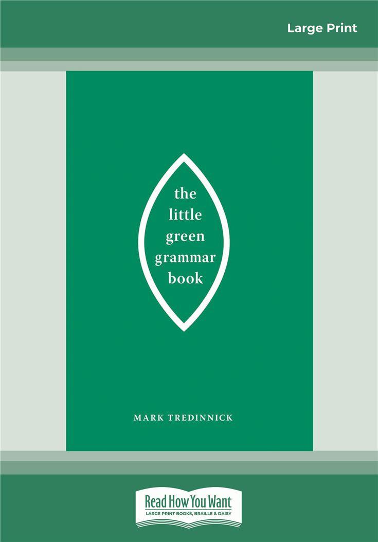 The Little Green Grammar Book