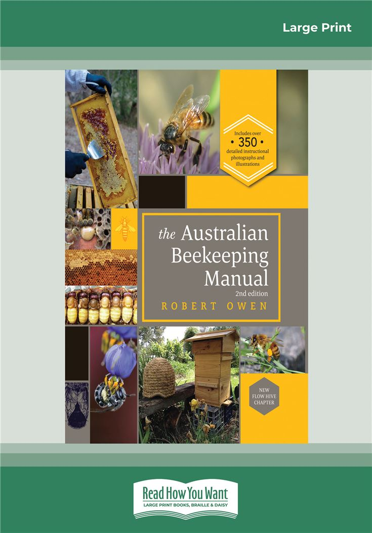 The Australian Beekeeping Manual (2nd edition)