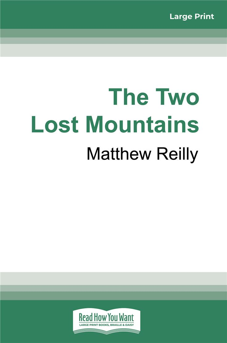 The Two Lost Mountains