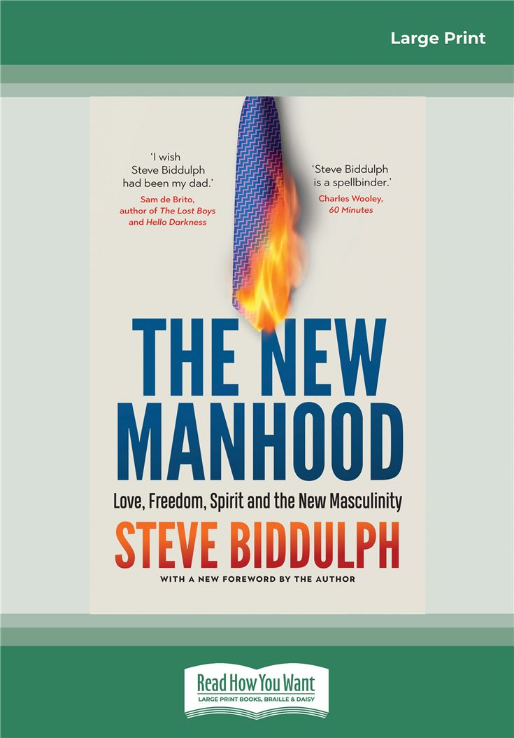 The New Manhood: Revised and Updated