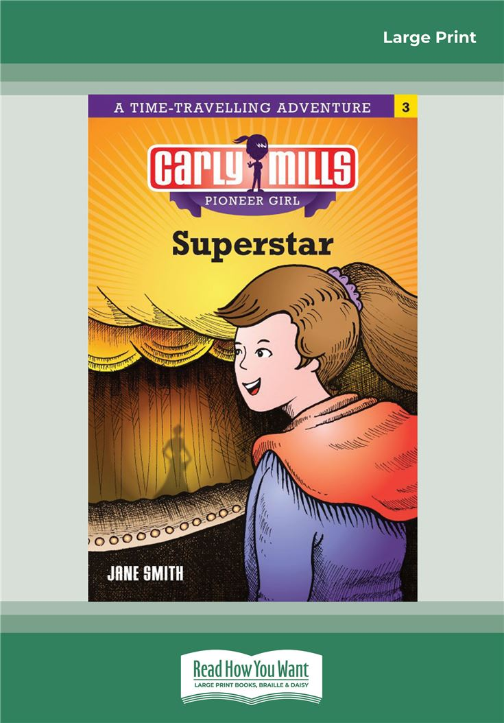 Carly Mills Super Star
