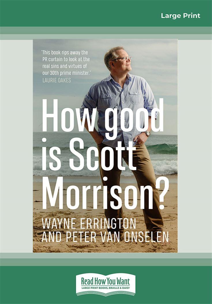 How Good is Scott Morrison?