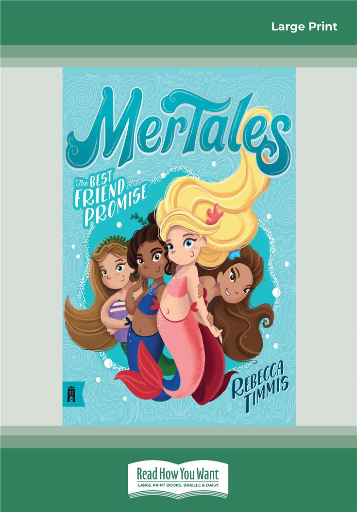 The Best Friend Promise: MerTales 1