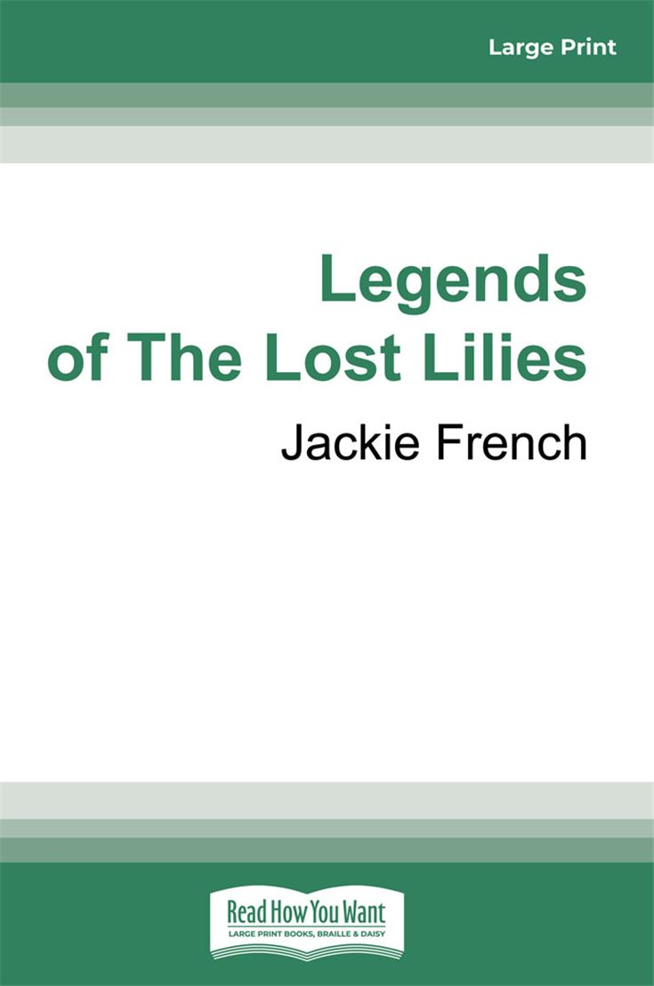 Legends of The Lost Lilies
