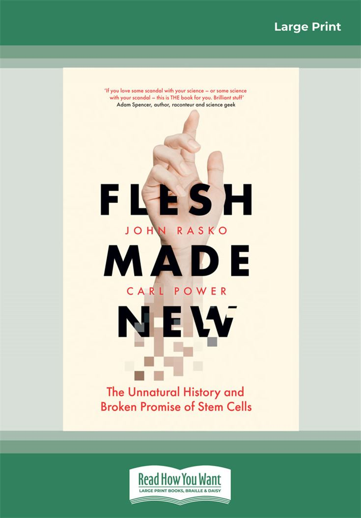 Flesh Made New