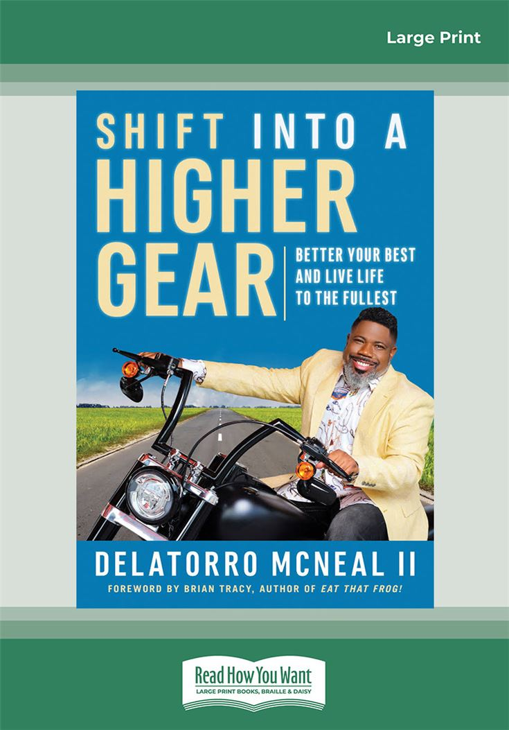 Shift into a Higher Gear