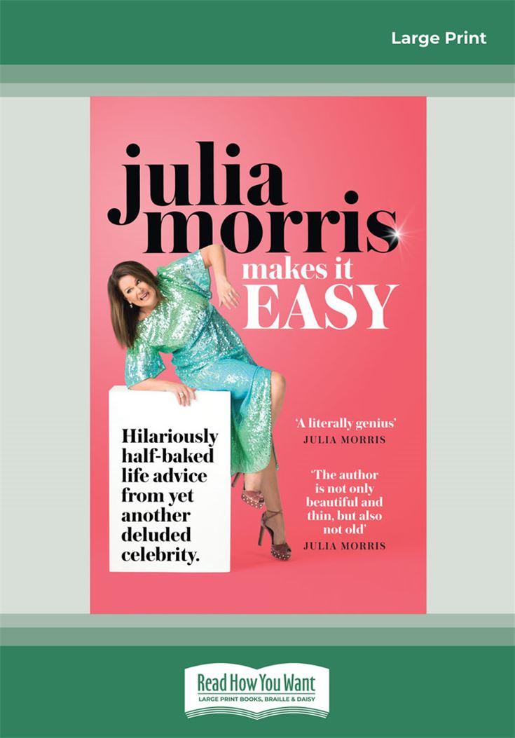 Julia Morris Makes It Easy