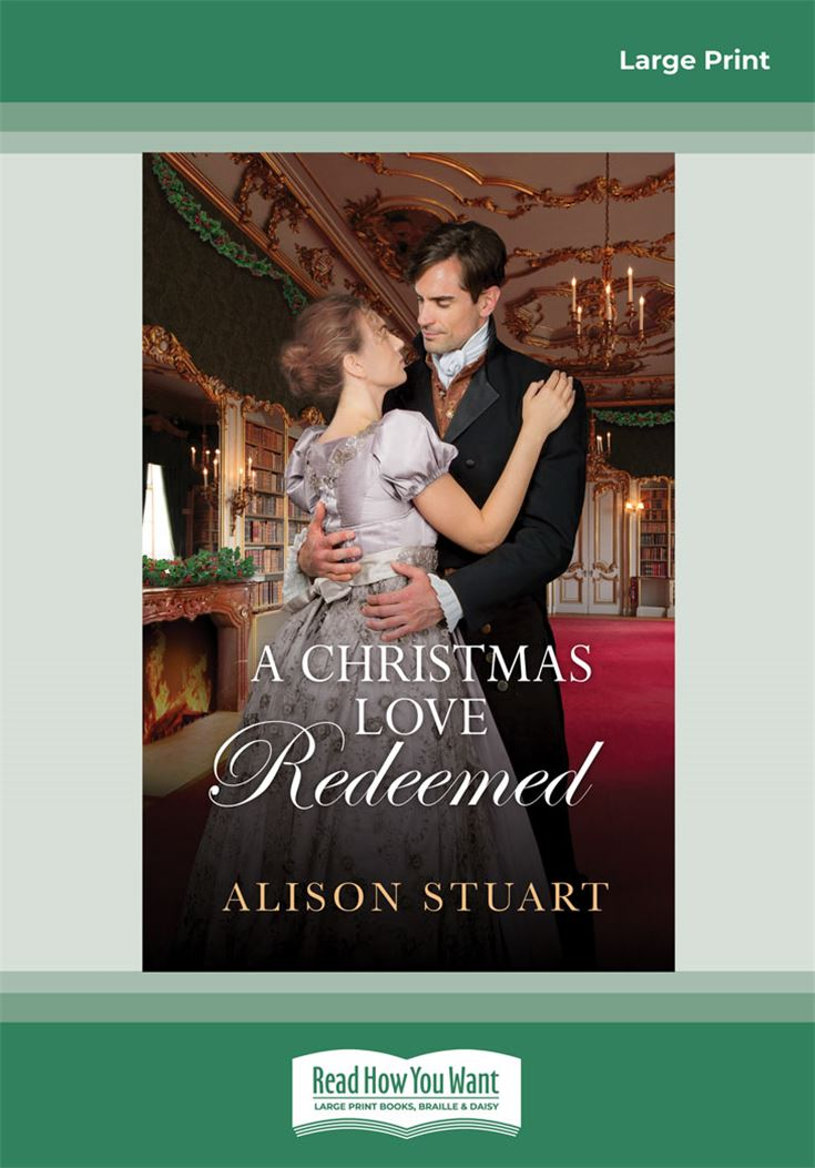 A Christmas Love Redeemed