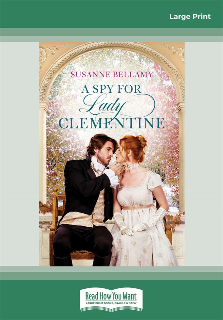 A Spy for Lady Clementine
